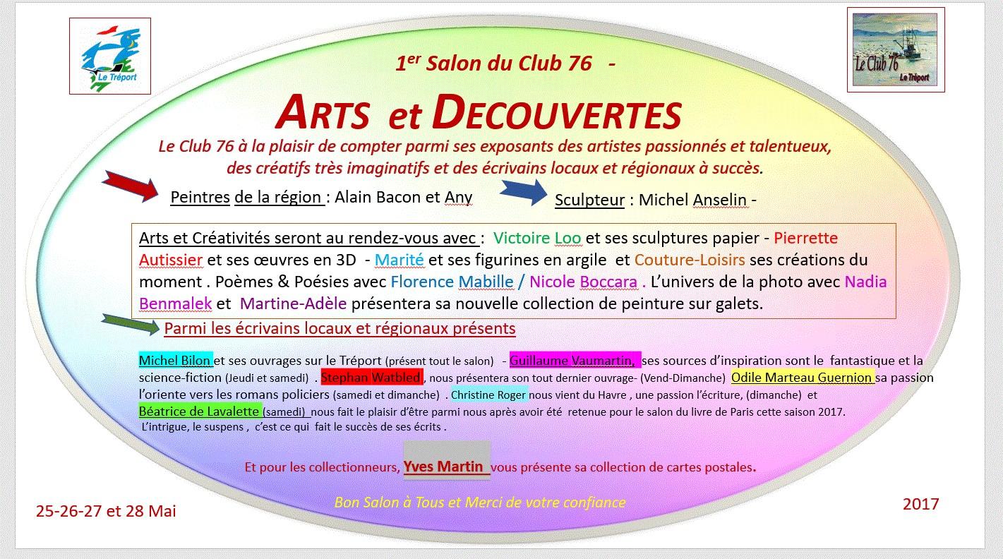 Arts et découvertes